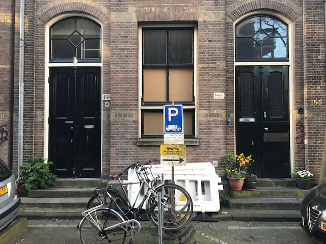 anjelierstraat amsterdam project dry works vochtservice